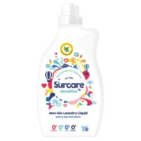 Surcare sensitive concentrated laundry liquid