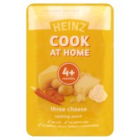 Heinz cook at home 3 cheese sauce