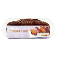 Waitrose stem ginger loaf cake