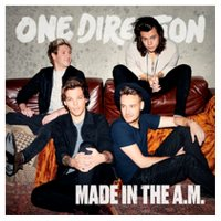 CD One Direction Made in the AM