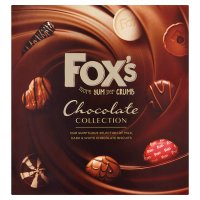 Fox's luxury chocolate biscuit selection