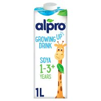 Alpro Soya Growing Up Drink long life milk alternative