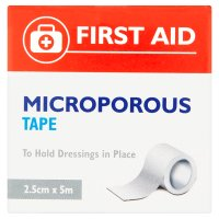 First Aid Microporous Tape