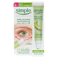 Simple Kind To Eyes revitalising eye roll-on