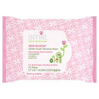 amie facial cleansing wipes