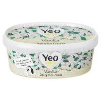 Yeo Valley Organic Vanila ice cream