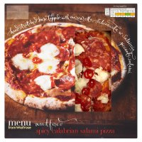 Waitrose spicy Calabrian salami pizza