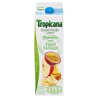 Tropicana Essentials 5 Fruits W/Magnesium 1litre