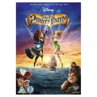 DVD Tinker Bell & The Pirate Fairy