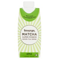 Teapigs matcha apple