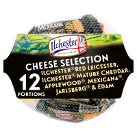 Ilchester Best Loved cheese selection
