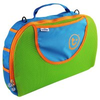 Trunki blue tote bag
