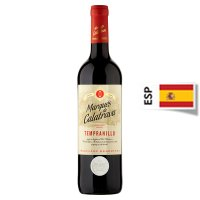 Marques Calatrava Organic La Mancha Spanish Red Wine