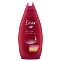 Dove pro.age body wash