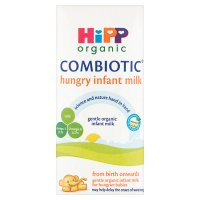 Hipp Organic hungry infant milk (2 - from birth onwards)