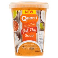 Quorn Meat Free Red Thai Soup