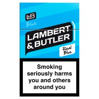 Lambert & Butler Real Blue