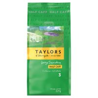 Taylors Lazy Sunday ground coffee, strength 3
