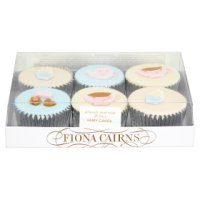 6 Tea Time Fairy Cakes
