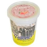 Gallone's ice cream strawberry