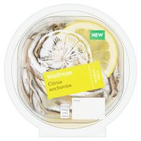 Waitrose Citrus Anchovies
