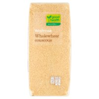 Waitrose LOVE Life wholewheat couscous