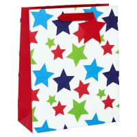 Waitrose Star Gift Bag