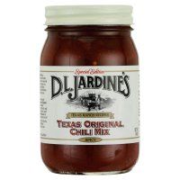 D.L. Jardine's Texas original chilli mix spicy