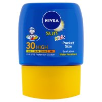 Nivea sun kids SPF 30 high pocket size