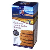Reids of Caithness treacle toffee biscuits