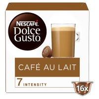Nescafe Dolce Gusto café au lait pods 16 drinks