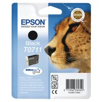 Epson T0711 photo black ink cartridge