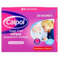 Calpol infant paracetamol