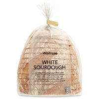 Waitrose sourdough white