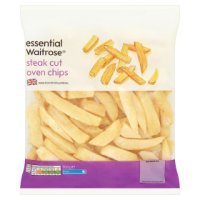 essential Waitrose steak cut oven chips