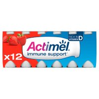 Actimel strawberry