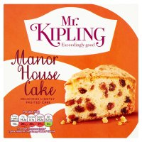 mr kipling manor house cake waitrose