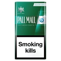 Pall Mall menthol superkings