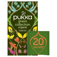 Pukka Green Collection 20s