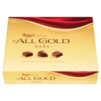 Terry's all gold dark chocolates