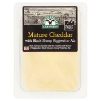 Mature Cheddar with Black Sheep Riggwelter Ale