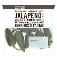 Waitrose Cooks' Ingredients chillies jalapeno