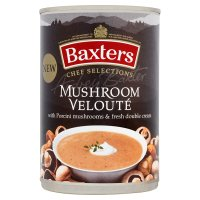 Baxters Chef Selections Mushroom Velouté