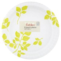 Waitrose Outdoors alfresco paper plates