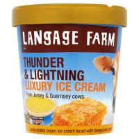 Langage thunder & lightning ice cream