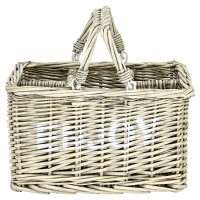 Waitrose Outdoors Willow Utensils Holder