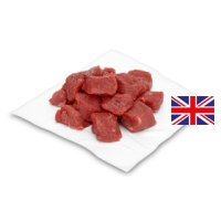 Waitrose West Country beef diced brasing steak