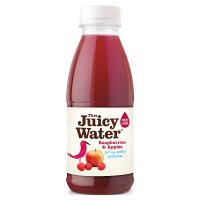 This Juicy Water Raspberries & Apples 420ml