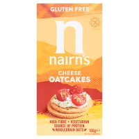 Nairn's cheese oatcakes