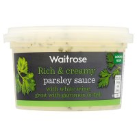 Waitrose parsley sauce
